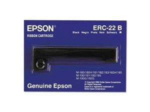 Epson ERC22B Dot Matrix Printer Ribbon - EPSERC22B