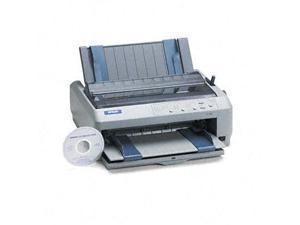 Epson LQ-590 24-Pin Dot Matrix Impact Printer - EPSC11C558001
