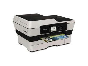 Brother MFC-J6920DW Business Smart Pro Inkjet All-in-One Printer with Expanded Paper Capacity and Duplex Print, Copy and Scan - BRTMFCJ6920DW
