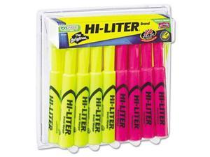 HI-LITER Desk Style Highlighters - AVE98189