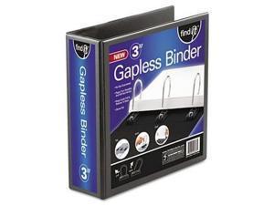 find It Gapless Loop Ring View Binder - IDEFT07073