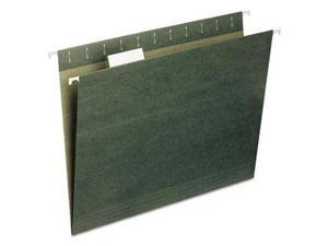 Smead 100% Recycled Hanging File Folders - SMD65001