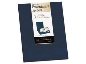 Southworth Two-Pocket Presentation Folders - SOU98871