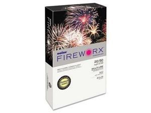 Boise FIREWORX Premium Multi-Use Colored Paper - CASMP2204CY