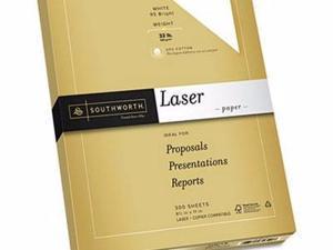Southworth 25% Cotton Laser Paper - SOU358C