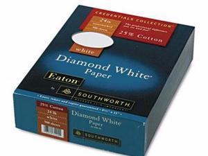 Southworth 25% Cotton Diamond White Business Paper - SOU3122410