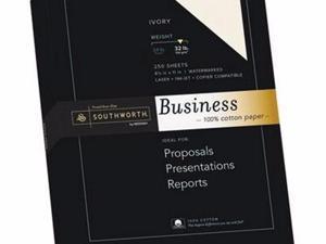Southworth 100% Cotton Business Paper - SOUJD18IC