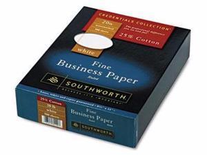 Southworth 25% Cotton Business Paper - SOU403CR