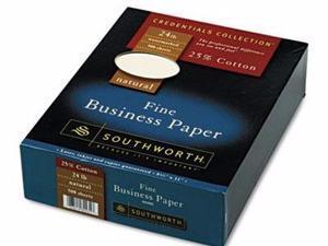 Southworth 25% Cotton Business Paper - SOU404NC