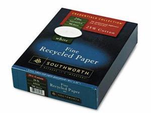 Southworth 25% Cotton Recycled Business Paper - SOU603C