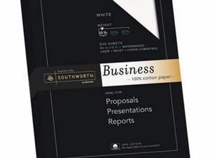 Southworth 100% Cotton Business Paper - SOU13C