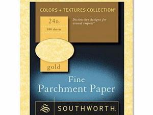 Southworth Parchment Specialty Paper - SOUP994CK336