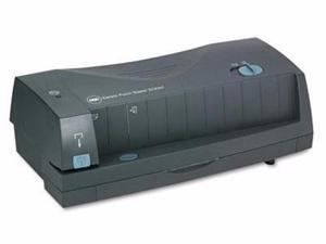 GBC 3230ST Electric Adjustable Punch/Stapler - GBC7704280