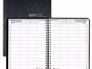 House of Doolittle Eight-Person Group Practice Daily Appointment Book - HOD28102