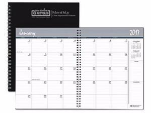 House of Doolittle Monthly Hard Cover Planner - HOD262092