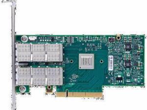 CNTX3 VPI ADPTCD,DUAL-PT Q,IB (40G) 10G - MCX354A-QCBT