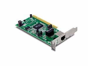 101001000MBPS PCI ADAPTER, LOW PROFILE - TEG-PCITXRL