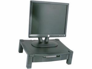 ADJUSTABLE MONITOR STAND W/DRAWER - MS420