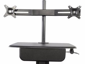 DUAL LCD MONITOR ARM FOR STS800 - STS802