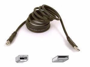 Pro Series Hi-Speed USB A/B Cable 6 ft - F3U133-06