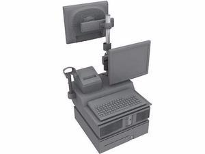 HP rp5800 Integration Tray Assembly - QQ972AA