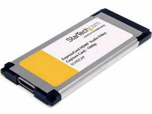 HDMI EXPRESSCARD HD VIDEO CAPTURE CARD - ECHDCAP