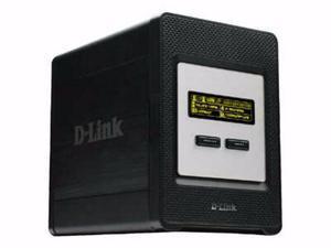 4-Bay Network Storage Enclosure - DNS-343