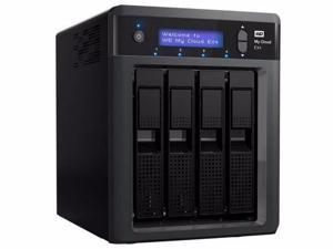 12TB My Cloud EX4 - WDBWWD0120KBK-NESN