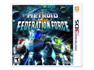 Metroid Prime Fed Force 3ds - CTRPBCAE