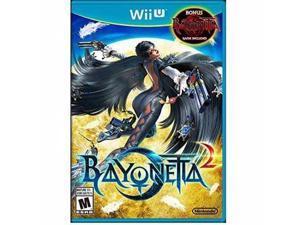 Bayonetta 2  Wiiu - WUPPAQUE