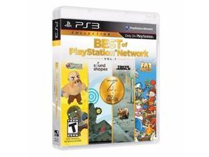 Best Of Psn Vol 1  Ps3 - 99205