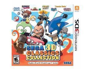 Sega 3dclassics Collection 3ds - CC-61120-5