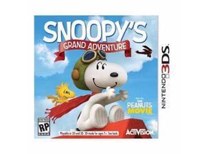 Peanuts Movie Snoopys Ga 3ds - 77088