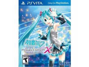 Hatsune Miku Diva X Vita - HM-62007-8