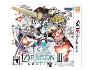 7th Dragon Iii Code Vfd 3ds - 7D-61121-2