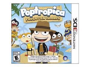 Poptropica Forgotten Isl 3ds - UBP10500976