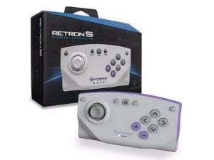 Retron5 Bluetooth Wireless Ctrllr Gray - M07021-GR