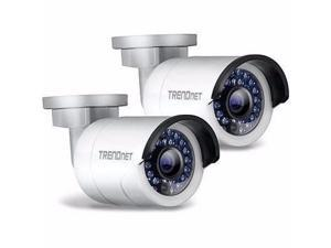 Outd 1.3 Mp HD Poe Ir Cam Twin - TV-IP320PI2K