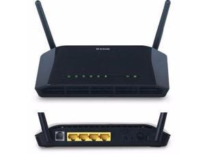 Wireless N300 Dsl Modem Router - DSL-2740B
