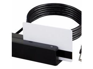 USB MSR reader, 3 track - MSR213E-33AUKNR