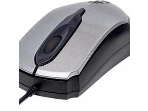 USB WIRED MOUSE/GRAY - 179423