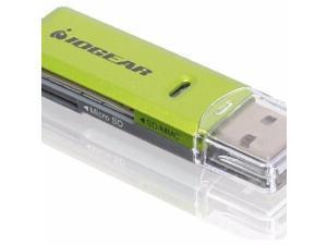 SD/MicroSD/MMC Card Reader/Writer - GFR204SD