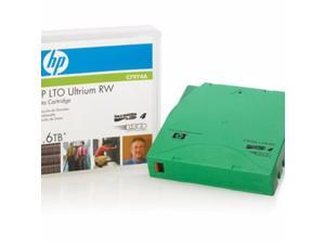 HP LTO4 Ultrium 1.6TB RW Data Tape - C7974A