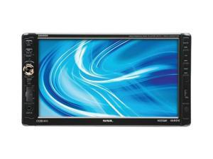 "7"" Double-DIN In-Dash Multimedia Player with Detachable Touchscreen Monitor - DD888"