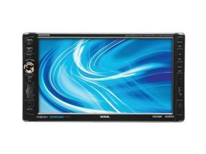 "7"" Double-DIN In-Dash Multimedia Player with Detachable Touchscreen Monitor (Bluetooth(R)-Enabled) - DD889B"
