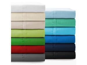 Ivy Union Premium Ultra-Soft Microfiber Twin XL Sheet Set, Grey