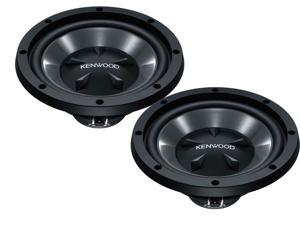 "Kenwood KFC-W112S 12"" 8 Ohm 800W Max Car Subwoofer, Pair"