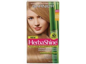 Garnier HerbaShine Color Crème, 800 Medium Natural Blonde
