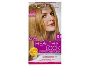 L'Oreal Healthy Look Creme Gloss Color, 7G Dark Golden Blonde