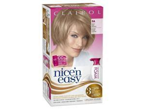 Clairol Nice 'n Easy Color Blend Foam, 9A Light Ash Blonde